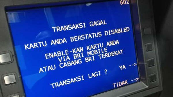 Hati-Hati Rekening Bank Terblokir Karena Judi Online