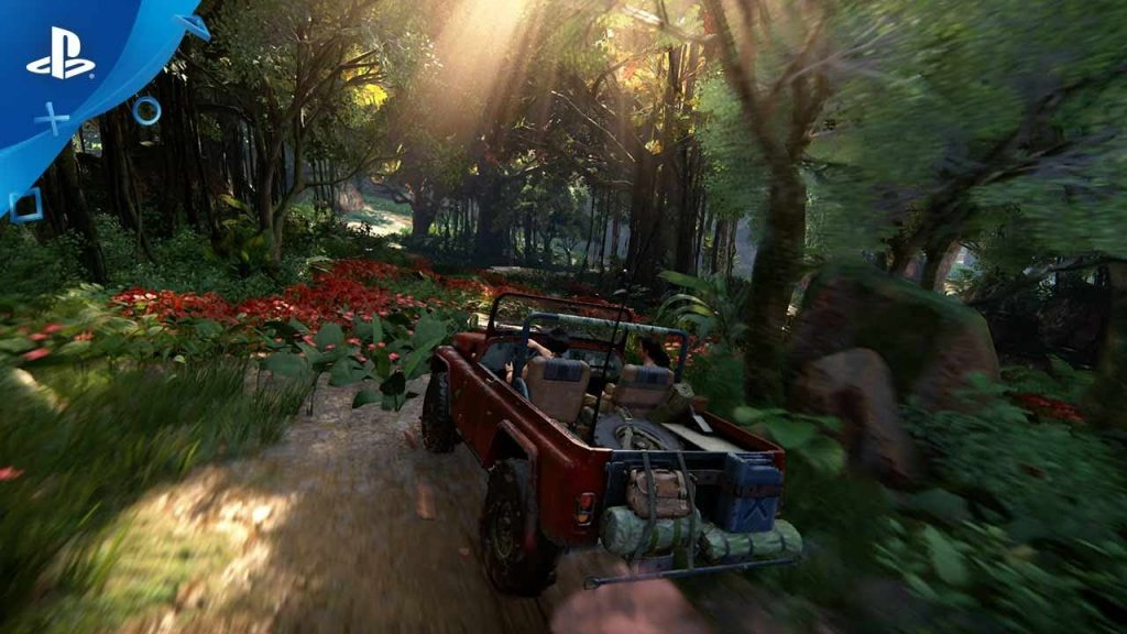 UnchartedThe Lost Legacy