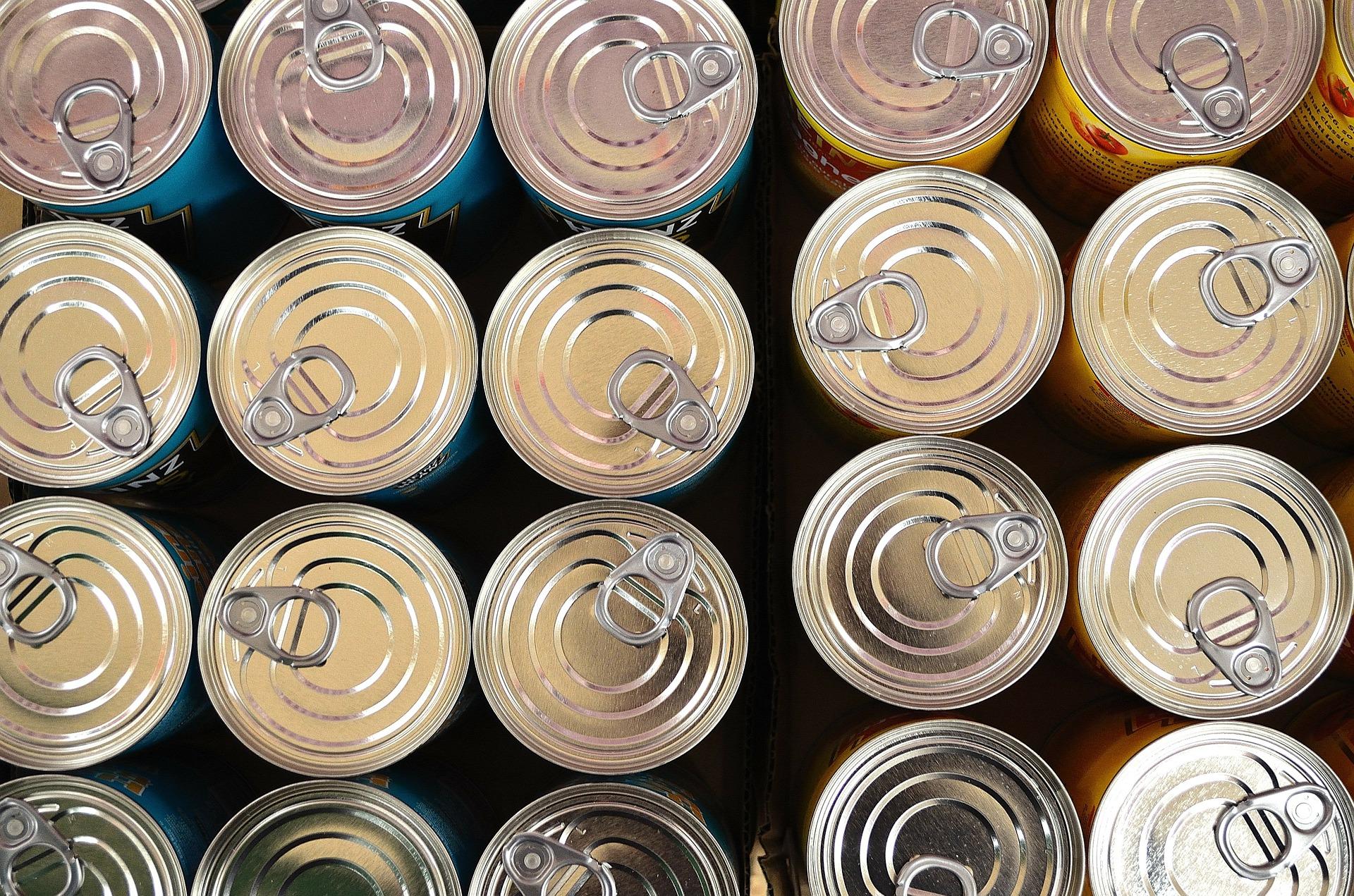 Contoh Kemasan Kaleng Untuk Makanan Dan Minuman