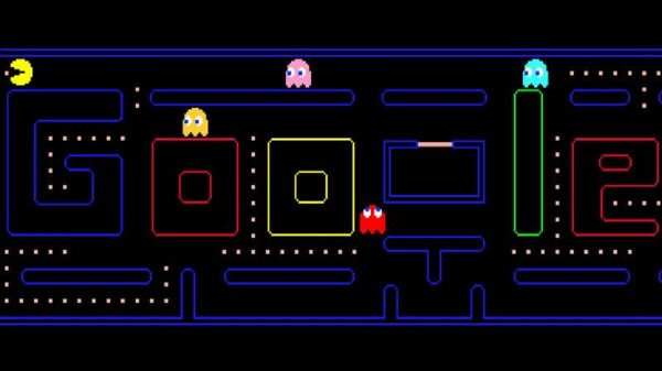 Game Google Doodle Yang Wajib Dicoba